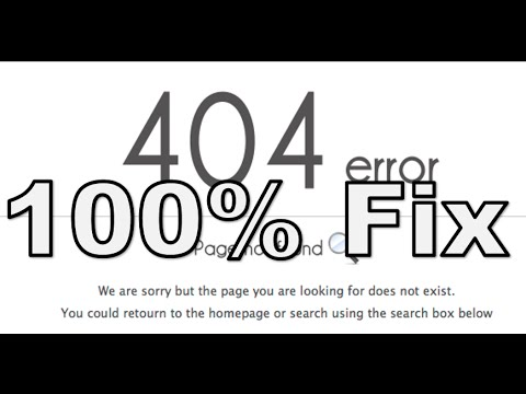 [Solved] Error 404 Page not Found After Changing Permalink - Wordpress