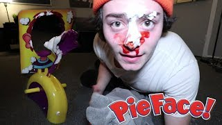 Do Not Play Pie Face at 3AM GONE WRONG