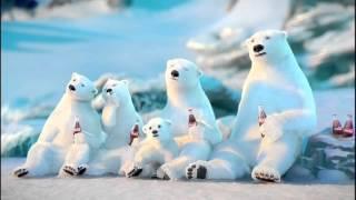 Gambar cover Eisbären Coca-Cola Werbung 2013
