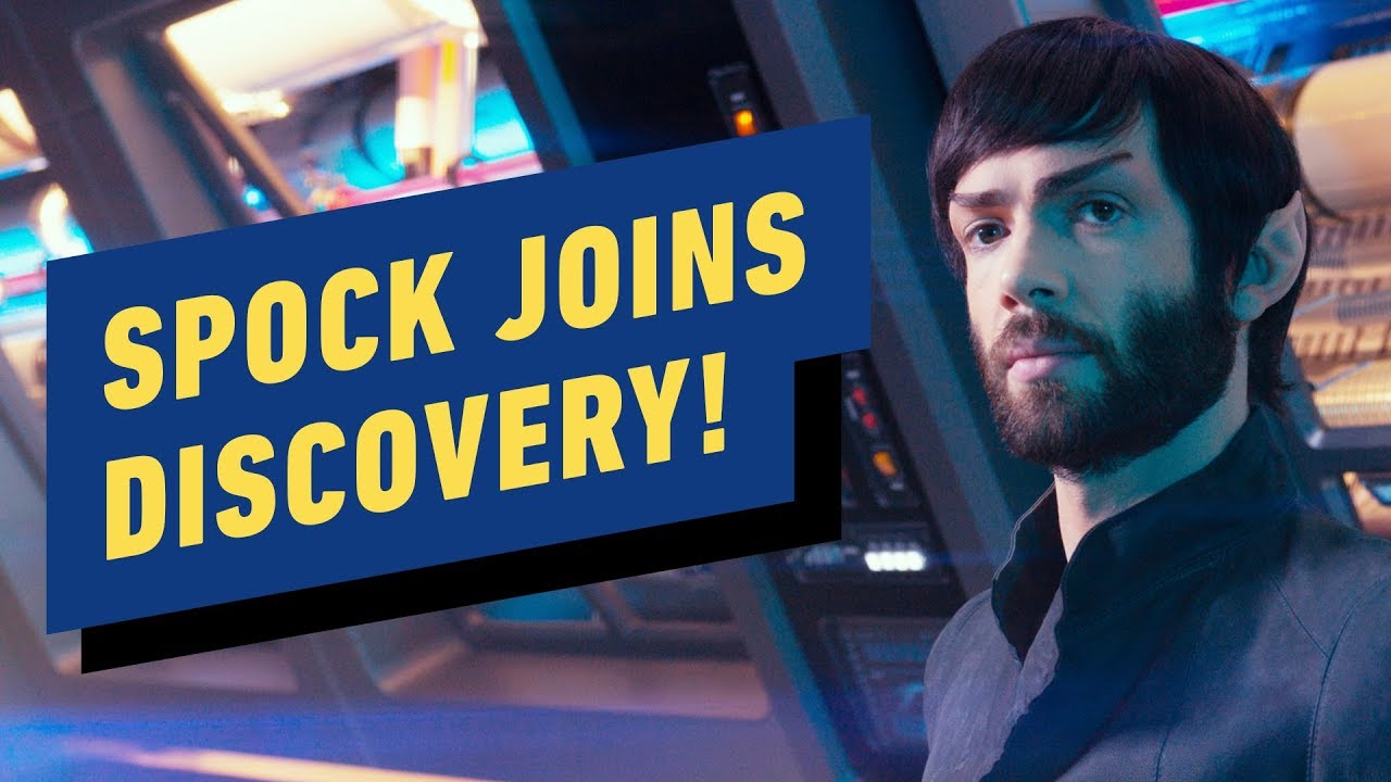 Spock Makes a Bold Return in Star Trek: Discovery Season 2