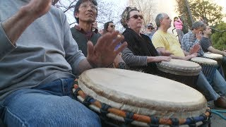 Baixar The Asheville Drum Circle and Asheville Percussion Festival | NC Weekend | UNCTV