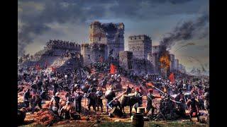 Музей панорама 1453. Покорение Константинополя