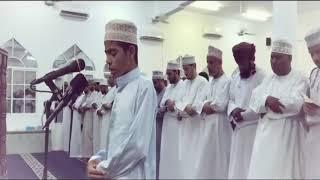 Gambar cover Taraweeh 2018 Hafiz Usama Zehri  | 1st Ramadan 1439h