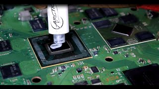 تصليح حرارة وسخونة البلايستيشن 3 PS3 Overheat Solution By ALZAABI (NO BGA)