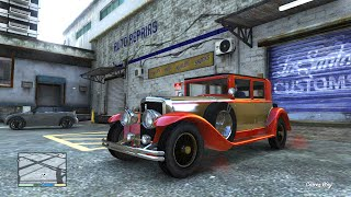 GTA V Gameplay/Commentary [Part 120] - The Inconspicuous Iron Man Werthers Original Mobile!