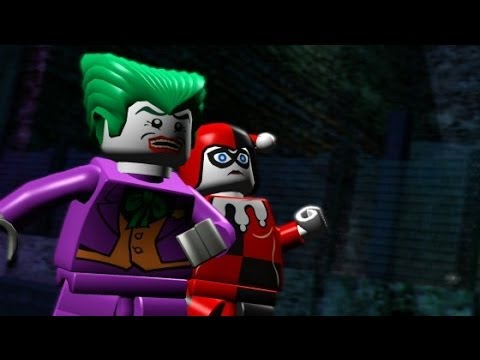 LEGO Batman 100% Guide - Villains Episode 3-4 - The Lure of the Night (All Minikits/Red Brick)