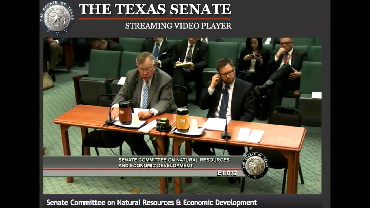 Electric Companies In Texas >> Association Of Electric Companies Of Texas President John Fainter Jr
