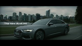 The new Audi A6 (30's)