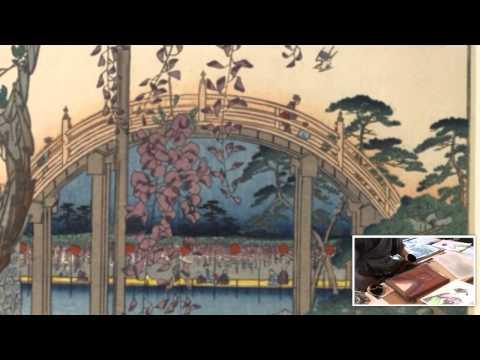 Japanese woodblock printing History Ukiyo-e