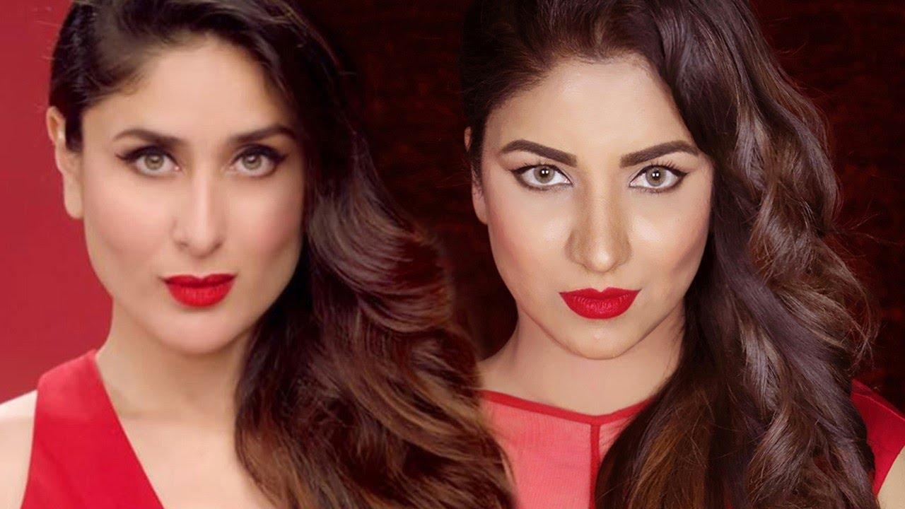 Kareena Kapoor Khan X Lakme Inspired Look Youtube