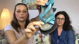 Chůze naboso a barefoot z pohledu terapeutky Dornovy metody plus