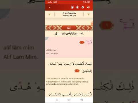 Al Baqarah Ayat 1 5