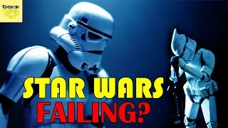 Why Star Wars is Failing