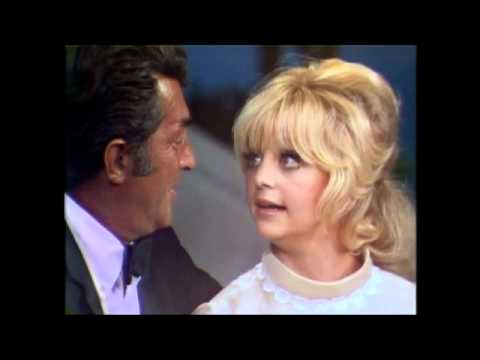 Dean Martin and Goldie Hawn.avi