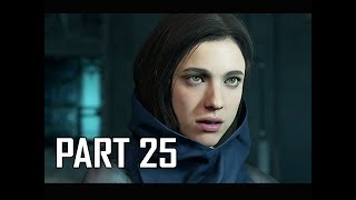 DEATH STRANDING Walkthrough Part 25  - Lockne (PS4 Pro)