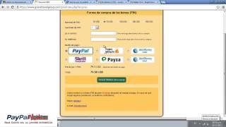 04 Como pagar goldline con tarjeta de debito o credito y paypal Mexico