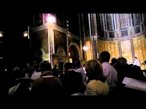 O praise ye the Lord! St Bartholomews Church