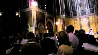 """O praise ye the Lord!"" St. Bartholomew's Church"