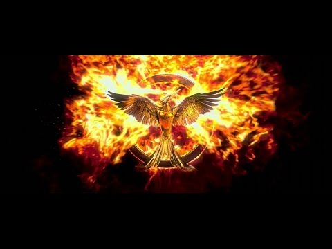 The Hunger Games - Mockingjay Bird Pin Animation