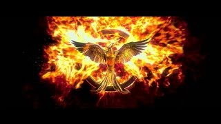 The Hunger Games - Mockingjay Bird Pin Animation