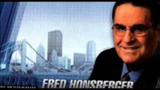 Fred Honsberger Tribute Show - 12/16/09 - KDKA-AM 1020 - Part 1