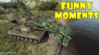 World of Tanks - Funny Moments | GOODBYE SUMMER EDITION!