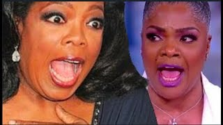 Mo'Nique Blasts Oprah for Giving White Sexual Abusers Special Treatment and Making Her Life Har