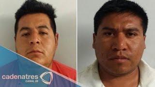 AUDIO: Así operaban los secuestradores del Ajusco