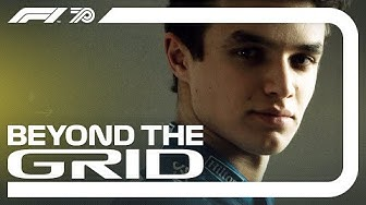 Lando Norris Interview | Beyond The Grid | Official F1 Podcast