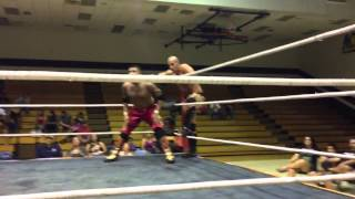 Awesome Andy and Danny Gee vs Fussion and Muneco Infernal(FULL MATCH)