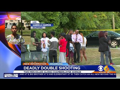 Police ID Men Killed In Richmond Double Shooting