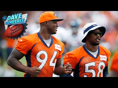 The Denver Broncos will win the AFC West if...