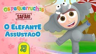 Os Pequerruchos - O Elefante Assustado [DVD Safári] thumbnail