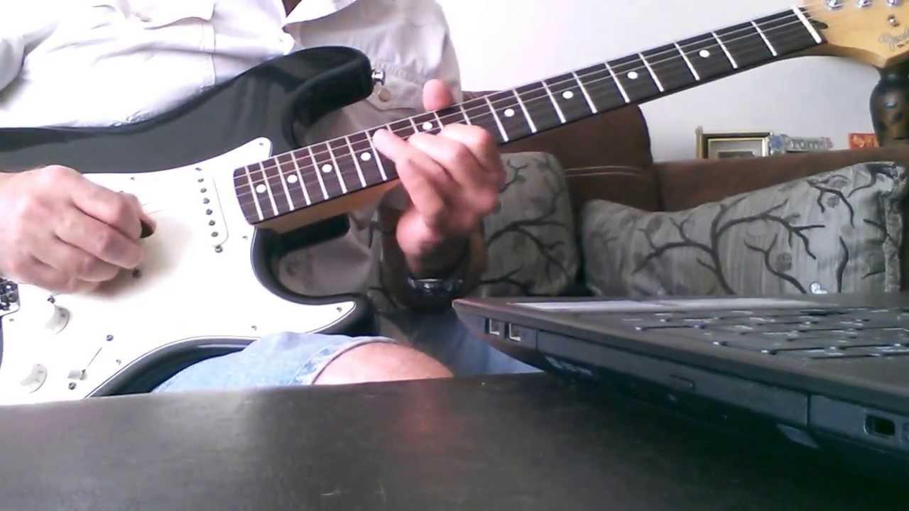 Demo Fender Stratocaster MiM 2005