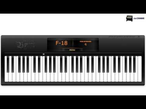 Damien Rice - 9 Crimes - Virtual Piano