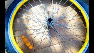 ЗАМЕНА ПОДШИПНИКОВ ОСИ ЗАДНЕГО КОЛЕСА НА ВЕЛОСИПЕДЕ(В этом видео я покажу самостоятельный ремонт велосипеда: а именно, замена подшипников ( Замена оси на велоси..., 2016-04-29T11:42:56.000Z)