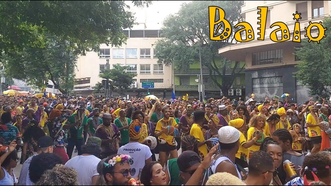 Carnaval 2019 em bh