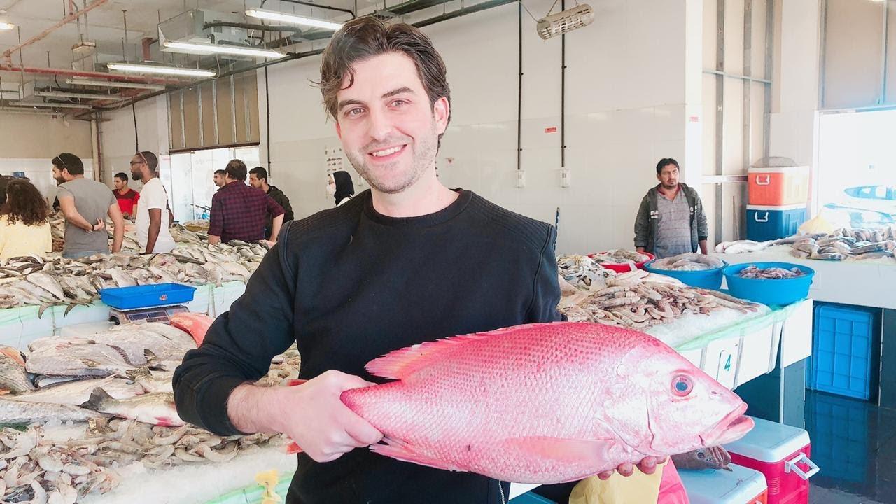 افضل سمك للقلي في الامارات والسعودية Youtube