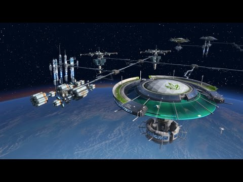 Anno 2205 - Orbit DLC Gameplay Let's Play Part 1