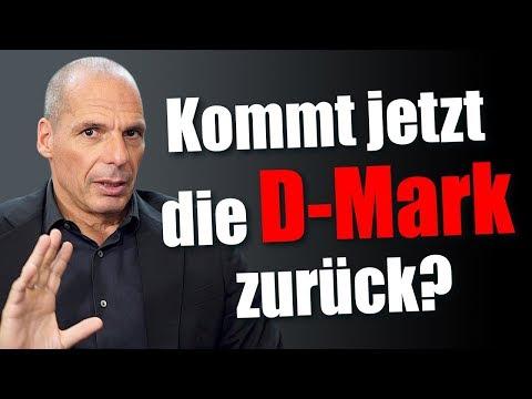 Yanis Varoufakis: Deutschland tritt aus dem Euro aus, wenn ... // Mission Money
