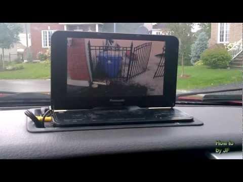Ford F150 Rear View Backup Camera Brandmotion Instal