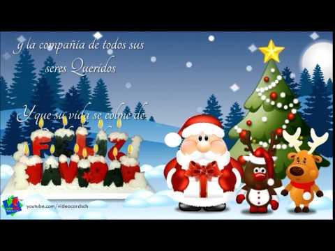 Mensajes navide os mensajes de navidad felicitaciones - Dibujos tarjetas navidenas ...