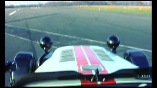 top gear stigs caterham r500 lap cockpit view