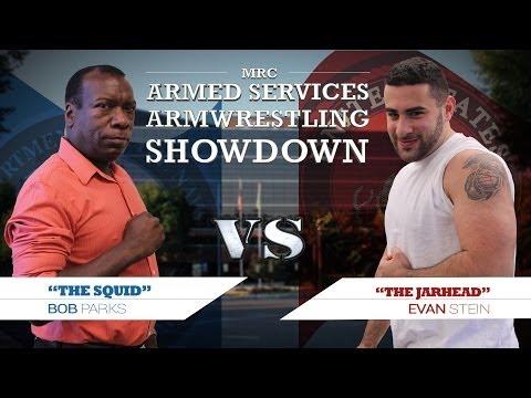 MRC Armed Services Armwrestling Showdown