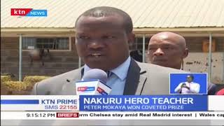 Nakuru's Keriko Primary School celebrate Hero Teacher | KTN PRIME