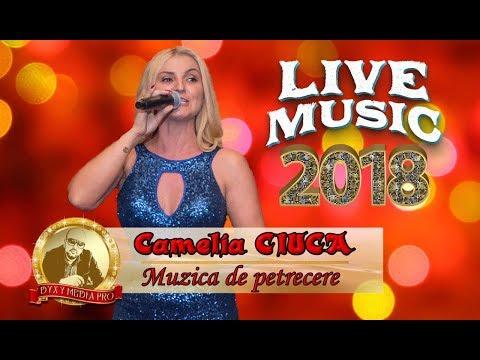 Camelia CIUCA - Cand mi-a trecut tineretea - Ascultari - Hore - Sarbe - Revelion 2018