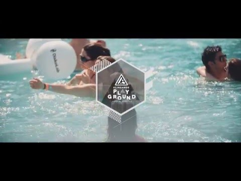 Klingande Playground Pool Party - Miami