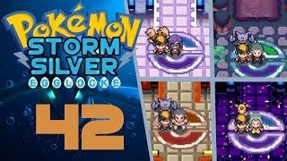 Egglocke sur Pokémon Storm Silver #42 : Ligue Pokémon, round 2
