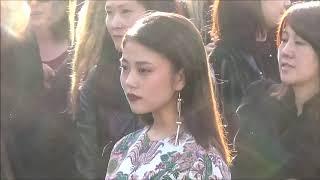 Mitsuki Takahata 高畑充希 @ Paris Fashion Week 3 october 2017 show ...