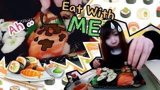 Eat With Me: Sushi